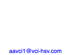 Address: 130 Castle Drive, Madison, AL 35758 Telephone Number: 256-830-0042 Email Address: aavci1@vci-hsv.com